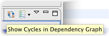 cycle dependency view toolbar