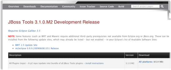 jboss p2 download