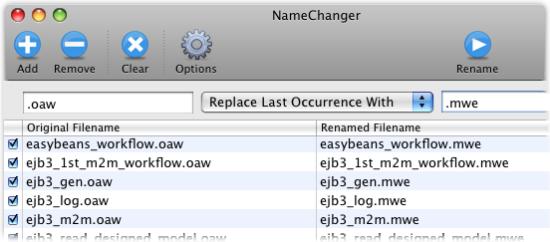NameChanger