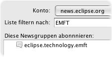 NNTP EMFT