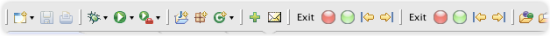 riena tp in ide toolbar