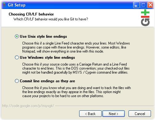 Install Git Windows