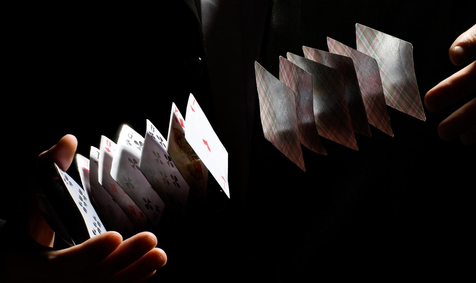 Karten Trick