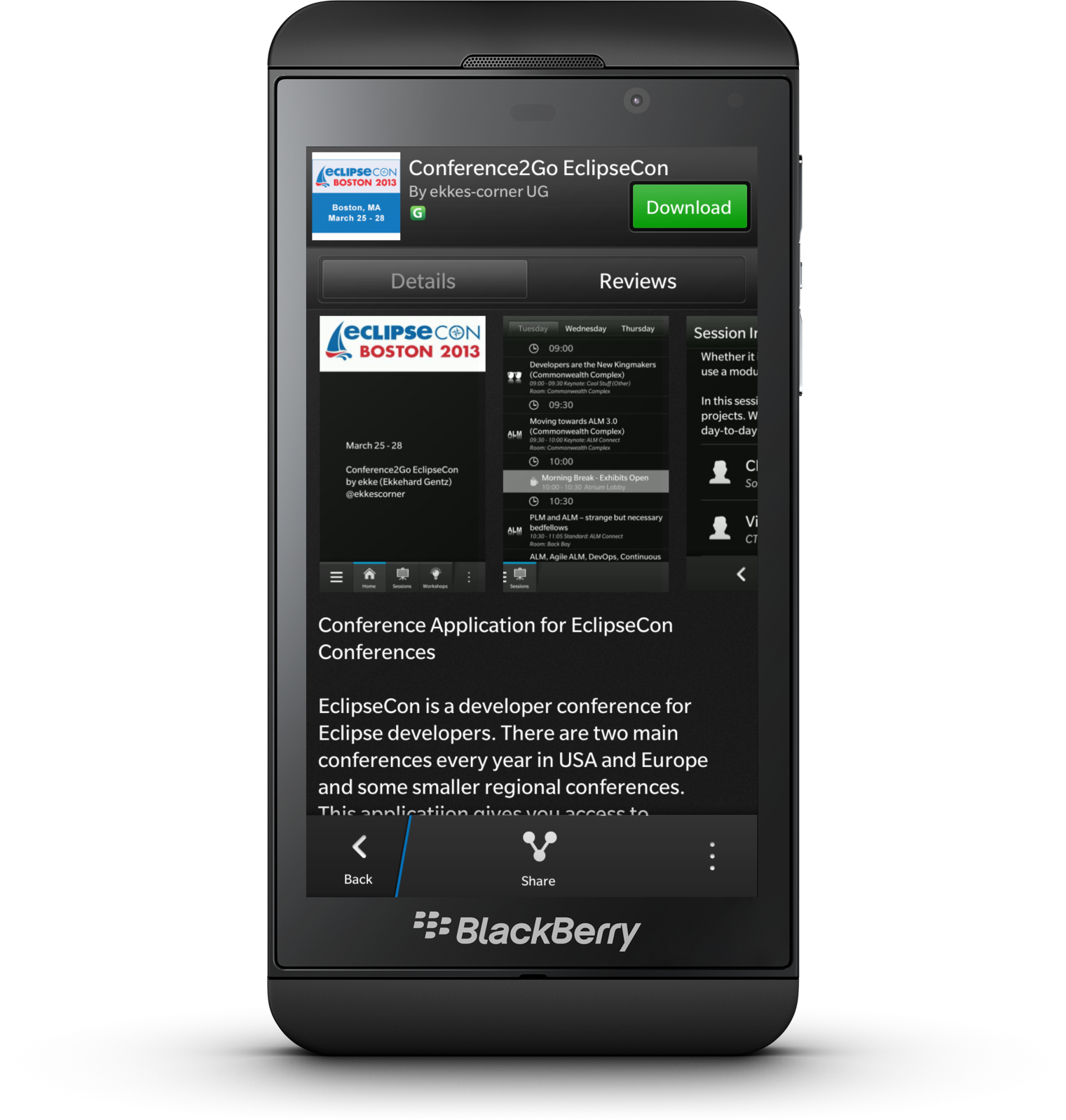 BlackBerry World - Official Site