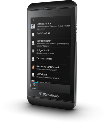 Z10-speakerlist