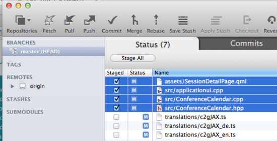 Mobile Development: Git Helps to Manage Apps for Different